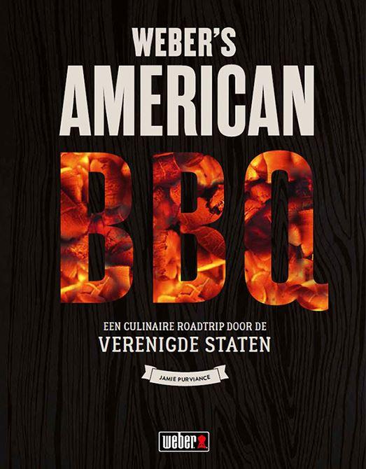 Weber's Kookboek American BBQ