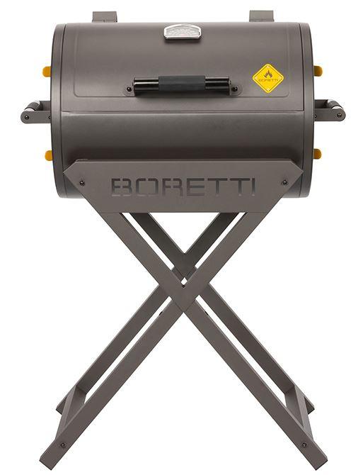 Boretti Fratello, Houtskoolbarbecue, Boretti