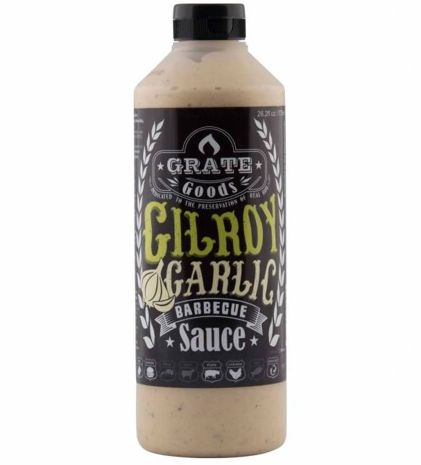 Grate Goods Gilroy Garlic sauce 775ml