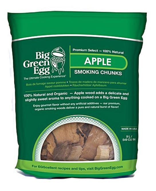 Afbeelding van Big Green Egg Apple Chuncks 2,27 kg