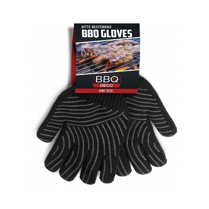 Afbeelding van BBQdeco Hittebestendige handschoenen