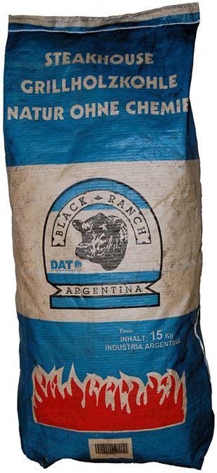 Afbeelding van Black Ranch Houtskool 15 kg