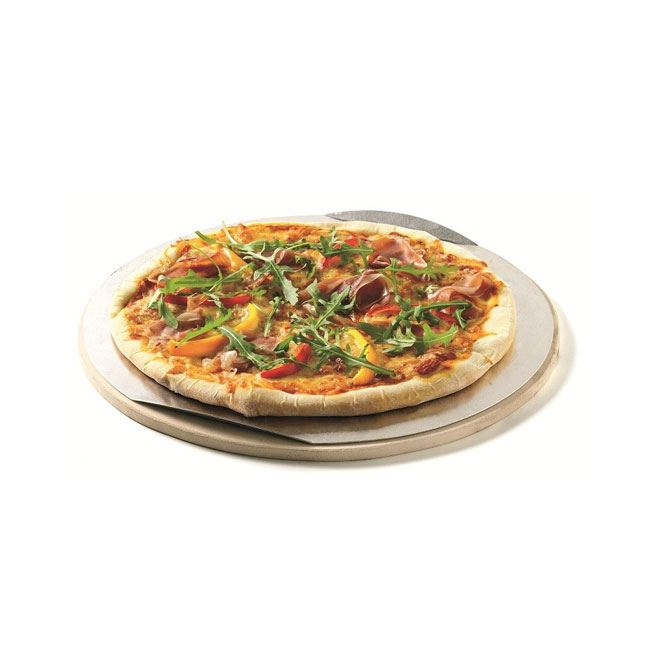 Weber Pizzasteen Rond Klein