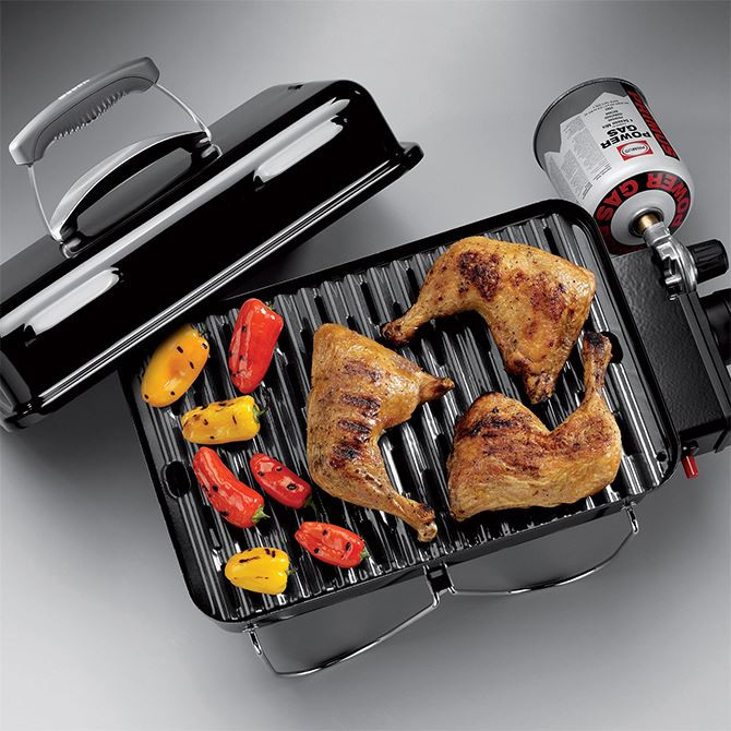 Weber Go Anywhere Gas Barbecueshop dé barbecue specialist