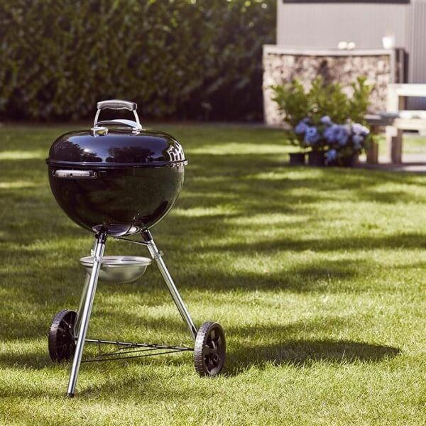 Original Kettle E 4710 Houtskoolbarbecue van 47 cm