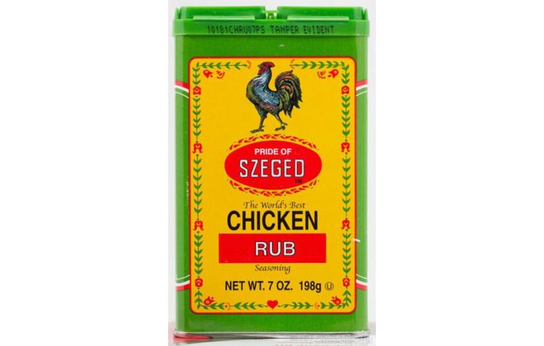 Szeged Rubs Chicken (198 gram)