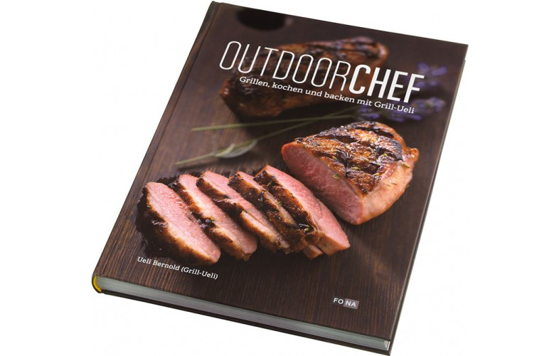 Outdoorchef Kookboek Grillchef Charcoal