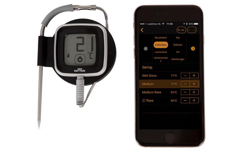 Patton Bluetooth thermometer