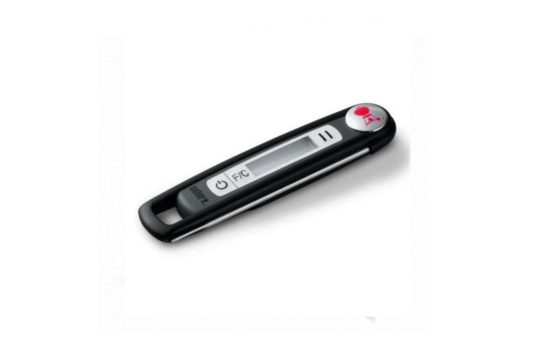 Weber Digitale zakthermometer Opklapbaar