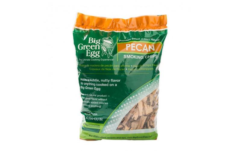 Big Green Egg Rooksnippers Pecan