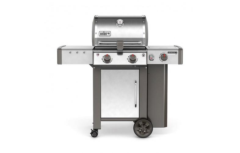 Weber Genesis II LX S240 GBS RVS