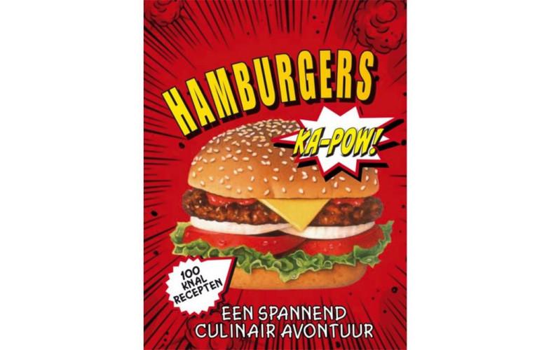 Hamburgers 100 knalrecepten (