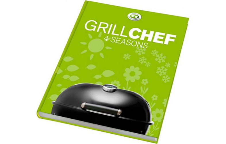 Outdoorchef Kookboek Grillchef 4 Seasons