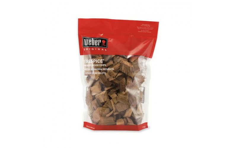 Weber Fire Spice Houtsnippers 1,3 Kg Mesquite