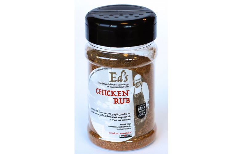 Ed's Chicken Rub 200 gr