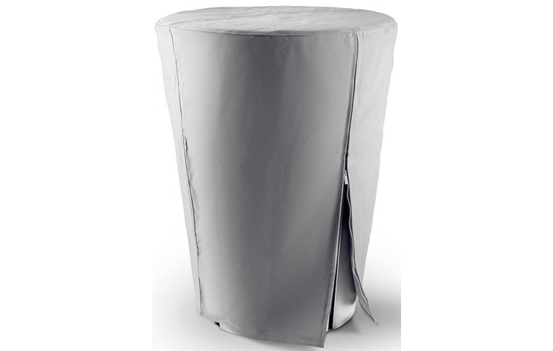 Eva Solo Barbecue-afdekhoes grijs 59cm