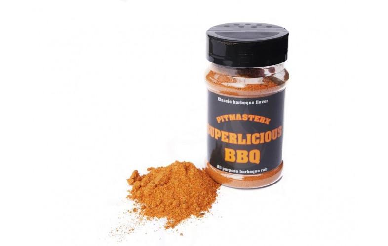 Pitmaster X Superlicious Barbeque Rub (175 gram)