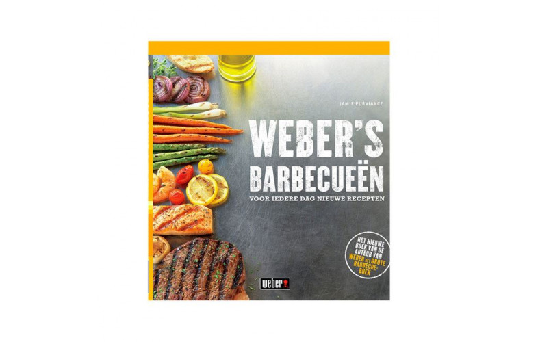 Weber's Kookboek Barbecueën