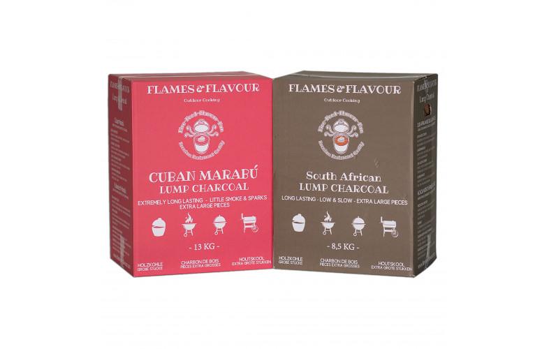 Flames & Flavour Zuid Afrikaans + Cubaans Marabu