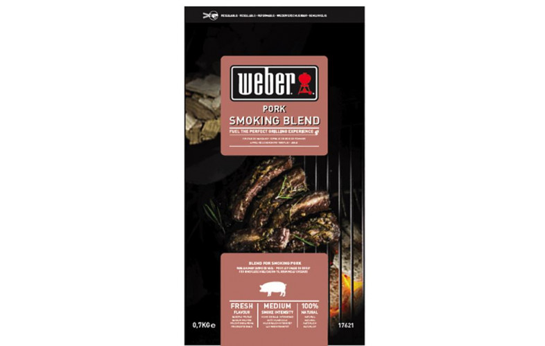 Weber Houtsnippers Pork