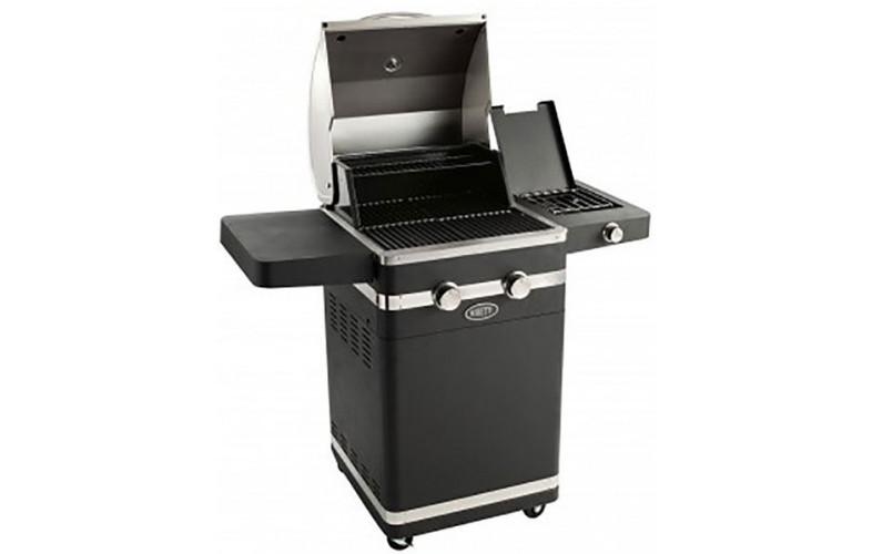 Boretti Gas Bbq.Boretti Bernini Nero Barbecueshop De Barbecue Specialist