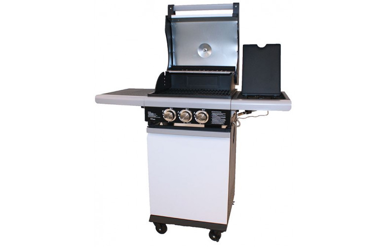 Patton Patio Chef 2+ Alpine White