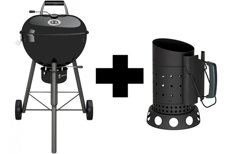Outdoorchef Easy 480 Charcoal