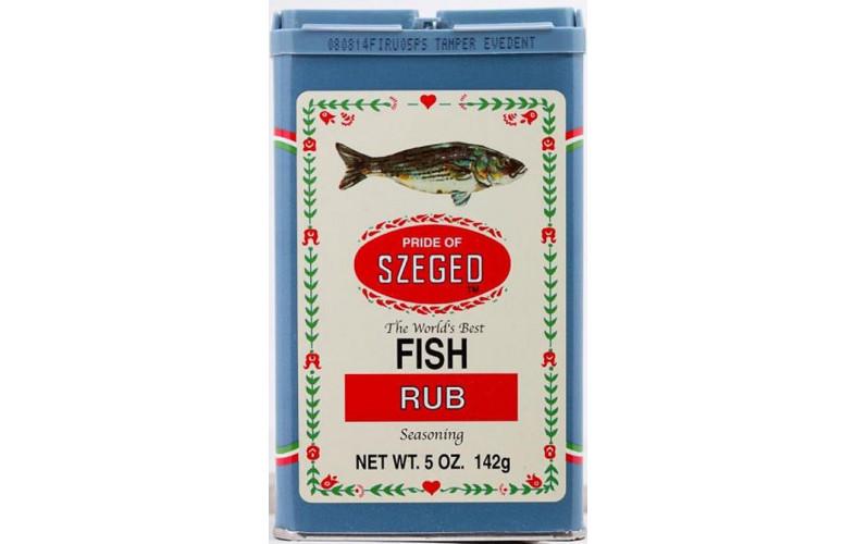 Szeged Rubs Fish (142 gram)