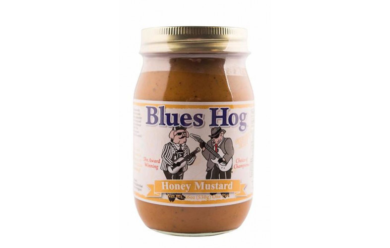 Blues Hog Honey Mustard 1 pint