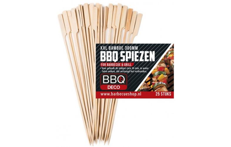 BBQdeco Bamboe spiesen XXL