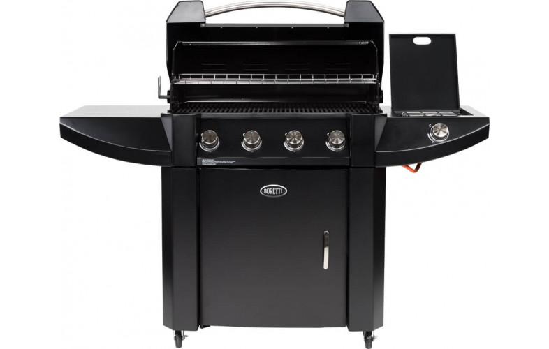 Boretti Gas Bbq.Boretti Robusto Gasbarbecue Alle Barbecues