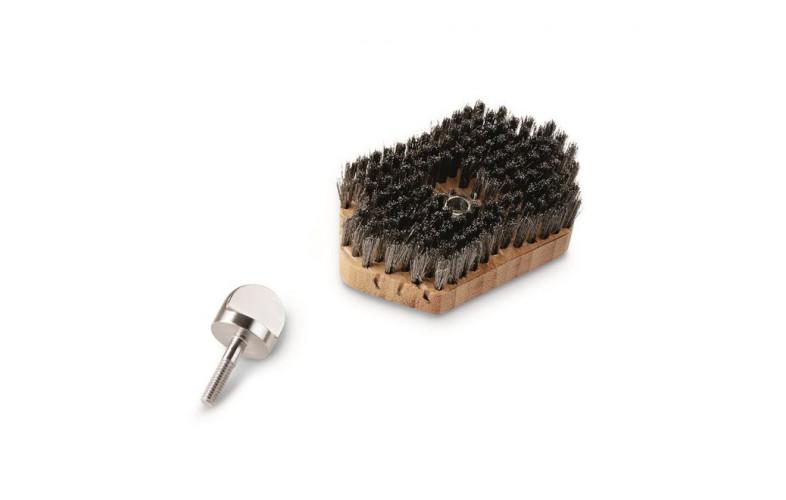 Weber Vervangbare borstelkop voor bamboehouten borstel