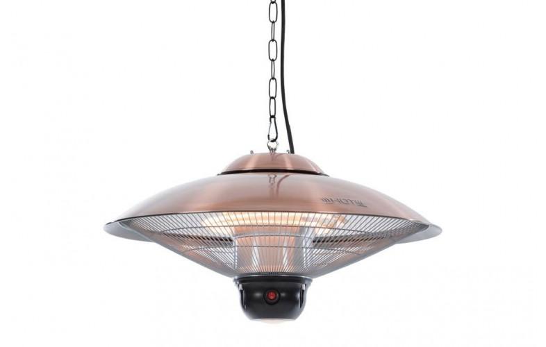 Sunred Terrasheater Lamp 2100 watt Copper