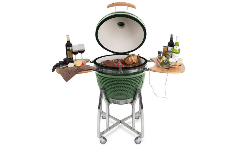 Patton Kamado Grill Groen Large 21 inch