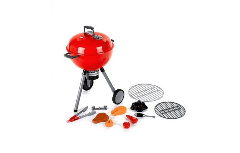 Weber Original Kettle rood speelgoed barbecue
