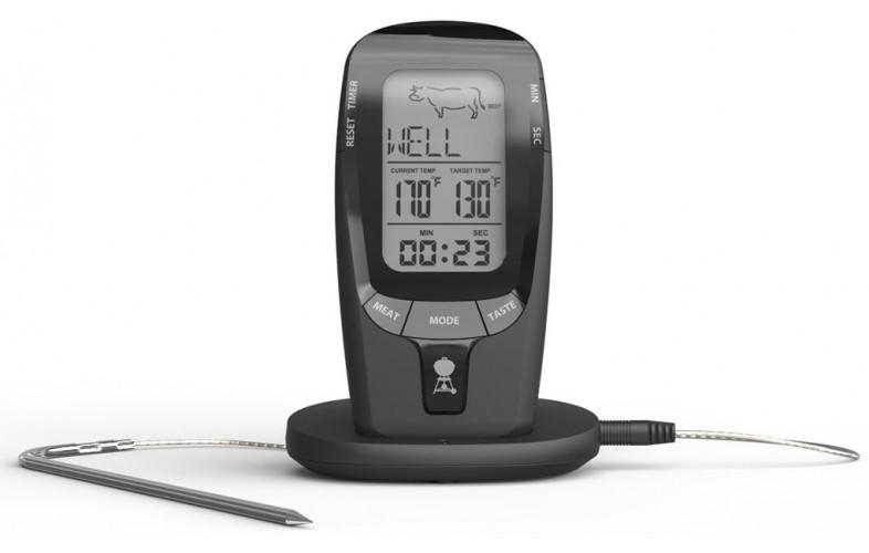 Weber Premium Barbecuethermometer