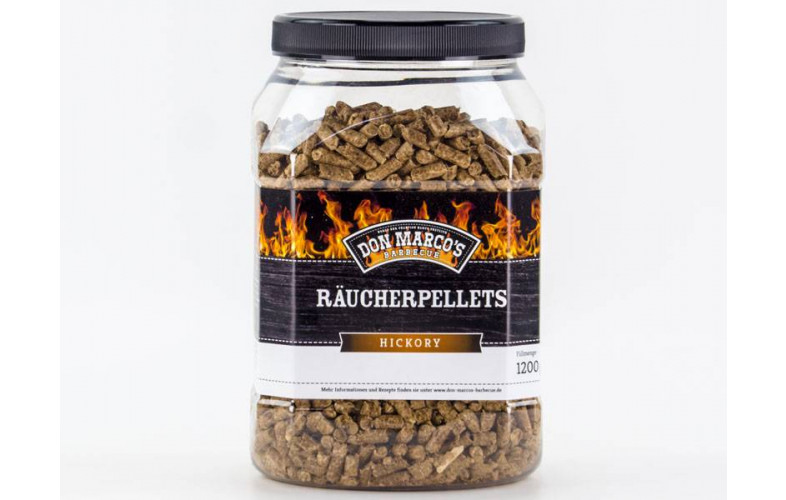 Don Marco's Rookpellets Hickory