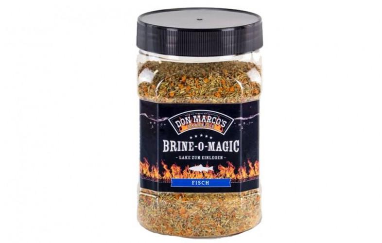 Don Marco's Brine-O-Magic varken