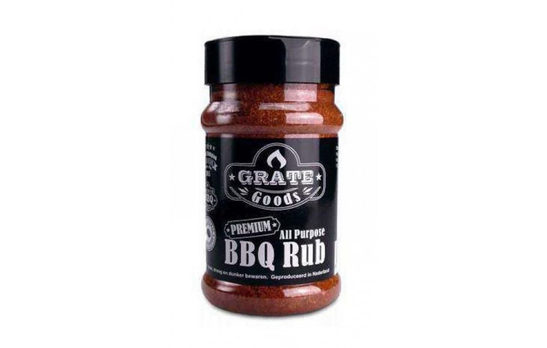 Grate Goods Award Winning Premium all Purpose Rub.