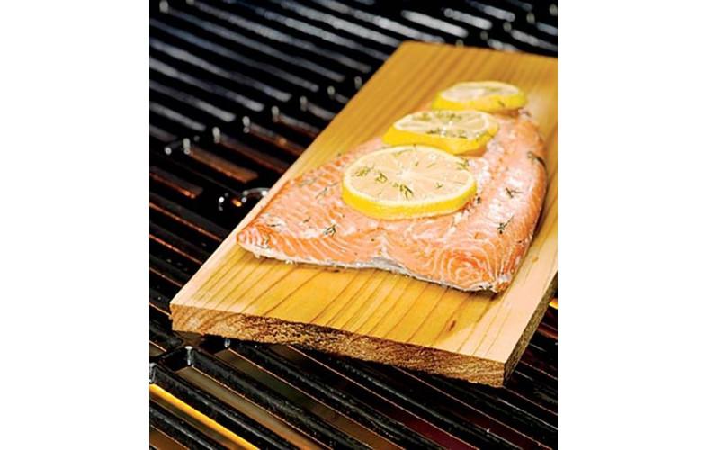Koken op hout Ceder BBQ plankjes (2 stuks)