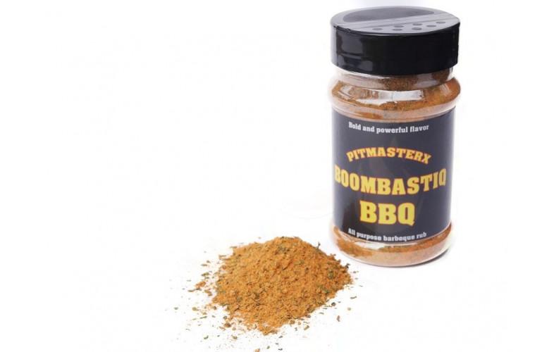 Pitmaster X Boombastiq Barbeque Rub (170 gram)