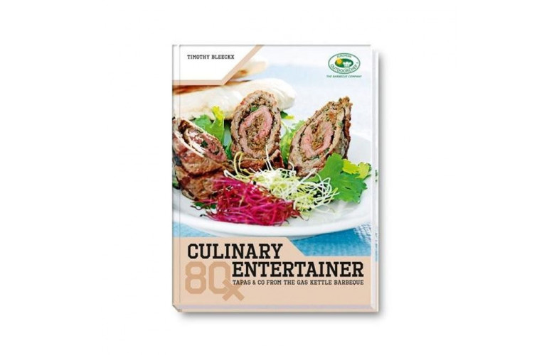 Outdoorchef Kookboek Culinary Entertainer