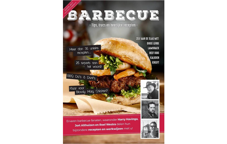 Het Barbecue Magazine 2017