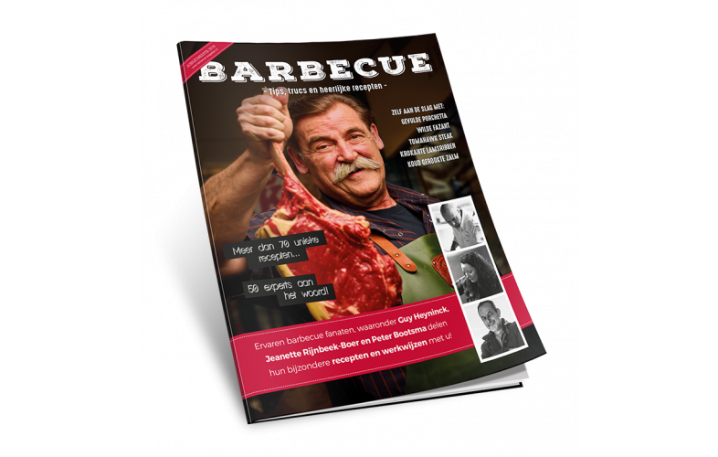 Het Barbecue Magazine 2018