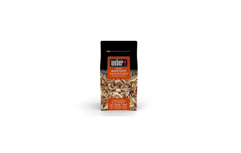 Weber Fire Spice Houtsnippers 1,3 Kg Pecan