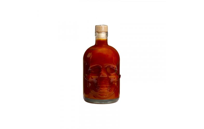 Saus Guru Skull sauce Ultrahot 500ml