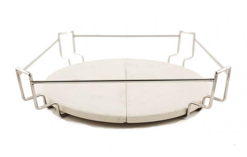 The Bastard Plate Setter Square