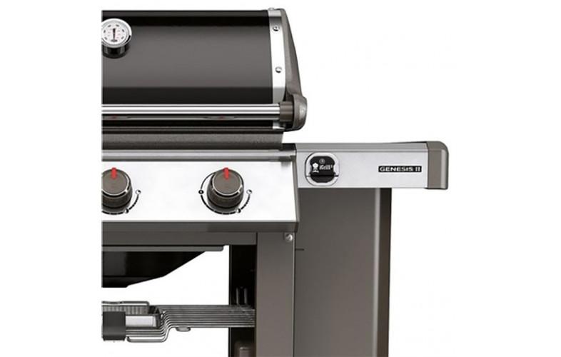 Weber Genesis Ii E310 Gbs Black Barbecueshop Dé Barbecue Specialist