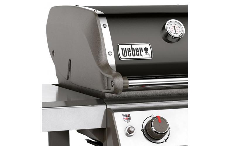 Weber Genesis Ii E310 Gbs Smoke Grey Barbecueshop Dé Barbecue Specialist