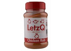 LetzQ Award Winning Chicken Rub XL